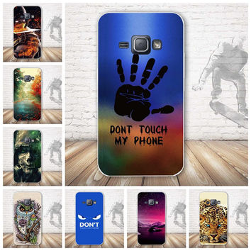 Soft TPU For Coque Samsung Galaxy J3 (2016) J320F Case Silicon Back Cover For Funda Samsung Galaxy J3 (2016) J320F Case Capa
