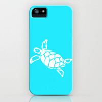 turtle iPhone Case by Julia Loring | Society6