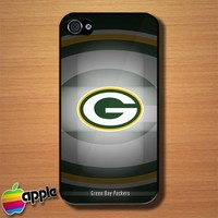 Green Bay Packers NFL American Football Team Logo iPhone 4 or 4S Case