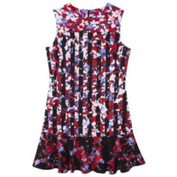 Peter Pilotto® for Target® Dress -Red Floral Print