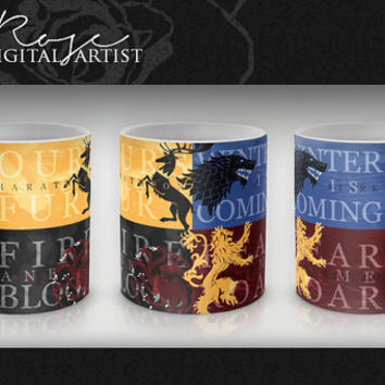 Game of Thrones - Mug