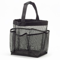Simple by Design 7-Pocket Mesh Shower Caddy
