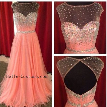 Prom Dresses, Prom Dresses 2016, Prom Dress, 2016 Long Prom Dress