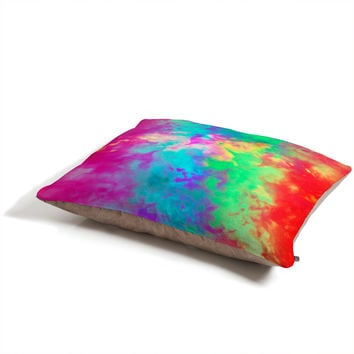 Caleb Troy Painted Clouds Vapors II Pet Bed