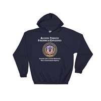 ATF Amazing Weekend Hooded Sweatshirt