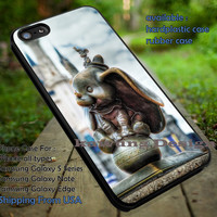 Disney Dumbo The Flying Elephant Statue iPhone 6s 6 6s+ 5c 5s Cases Samsung Galaxy s5 s6 Edge+ NOTE 5 4 3 #art dt