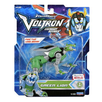 "Voltron Legendary Defender (2017) Green Lion 5.5"" Basic Action Figure"