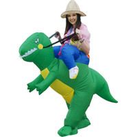 Halloween Inflatable Dinosaur Costume