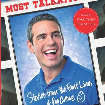 Most Talkative: Stories from the Front Lines of Pop Culture Paperback – April 2, 2013
