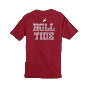 Alabama Chant Short Sleeve T-Shirt by Southern Tide