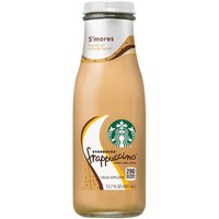 Starbucks Frappuccino S'mores Chilled Coffee Drink, 13.7 fl oz - Walmart.com