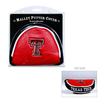 Texas Tech Red Raiders NCAA Putter Cover - Mallet