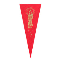 Hand Of Glory Mini Pennant