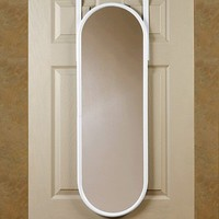 Over-the-Door Mirror - Fresh Finds - Your Home > Furniture & Decor