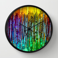 :: Cheers :: Wall Clock by GaleStorm Artworks