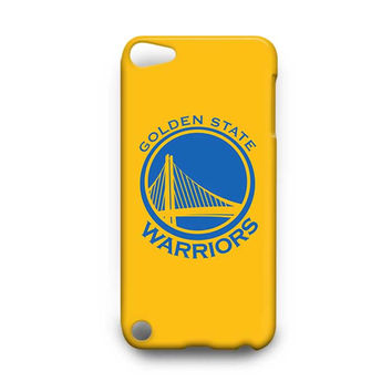 GOLDEN STATE WARRIORS iPod 4 5 Touch Case Cover