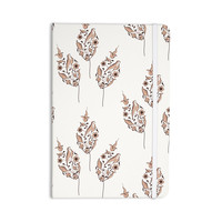 "Louise ""Pattern"" Brown Flower Everything Notebook"