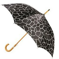 Totes Giraffe Fashion Deluxe Stick Umbrella | CufflinkExpo.com