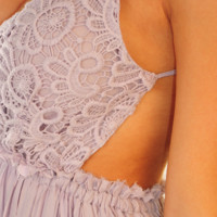 PRE-ORDER: Wherever Love Goes Dress: Lavender