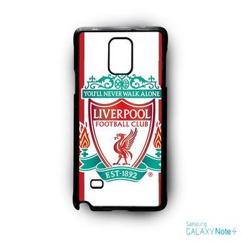 Liverpool Football Club The Reds for Samsung Galaxy Note 2/Note 3/Note 4/Note 5/Note Edge phone case