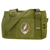 Grateful Dead - Stealie Corduroy Handbag