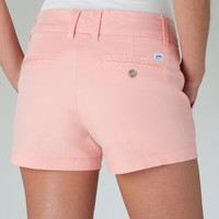 Ladies Chino Shorts - The Leah Fit