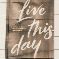 Live This Day Journal