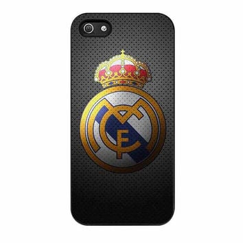 real madrid fc cases for iphone se 5 5s 5c 4 4s 6 6s plus