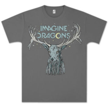 Imagine Dragons Elk In Stars T-Shirt