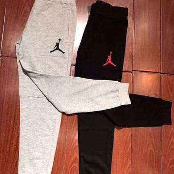 DCCKN6V ' Jordan '' fashion casual long sweatpants same style man and woman G