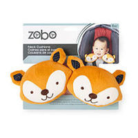 Zobo Neck Cushions - Fox