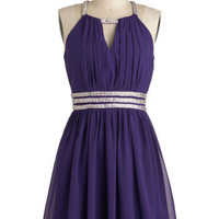 Royal Purple Dreams Dress | Mod Retro Vintage Dresses | ModCloth.com