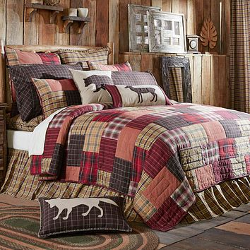 Wyatt Luxury King Quilt