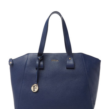 Furla Women's Tallin Large Tote - Dark Blue/Navy