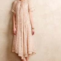 Sadira Silk Dress by Zimmermann Neutral