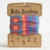 Boho Wrap Pink and Purple - Piace Boutique