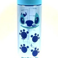 Authentic Disney Stitch BPA FREE Tritan Water Bottle 14-Ounce
