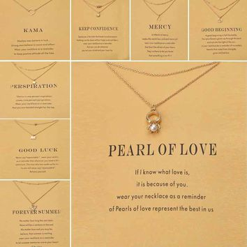 fashion gold sand card elephant beads lotus charms necklace pendant fitting women jewelry findings as gift to family