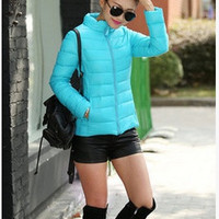 Women Winter  Warm Jacket Down Duck Down  Women Casual Slim Winter Outwear Female Coat = 1930356420
