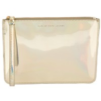 MARC BY MARC JACOBS wristlet zip pouch