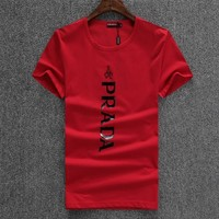 Prada Fashion Casual Shirt Top Tee-2