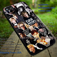 Collage | American Horror Story | Evan Peters iPhone 6s 6 6s+ 5s 5c 4s Cases Samsung Galaxy s5 s6 Edge+ NOTE 5 4 3 #movie #AmericanHororStory ii