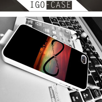 forever and always for Apple iPhone & iPod, Samsung Galaxy, HTC One,LG Nexus smartphones