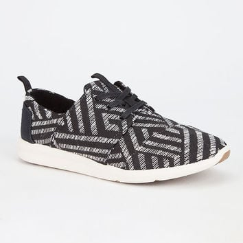 TOMS Tribal Del Ray Womens Shoes | Sneakers