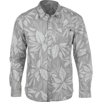 O'Neill Estuary Shirt - Long-Sleeve - Men's Grey,