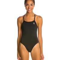 TYR Durafast Solid Thin-X Fit at SwimOutlet.com - Free Shipping
