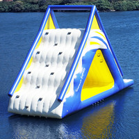 The Gigantic Water Play Slide