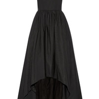 Marchesa Notte - Embellished tulle and faille gown