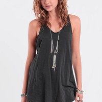 Best Kept Secret Tank In Charcoal