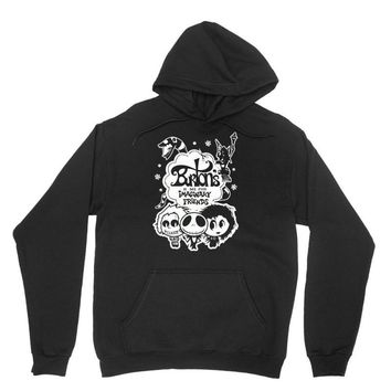 burton's imaginary friends Unisex Hoodie